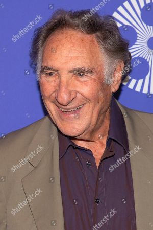 """Judd Hirsch attends the """"Uncut Gems"""" premiere during the 57th New York Film Festival at Alice Tully Hall, in New York"""