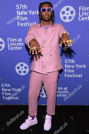 "Editorial photo of 2019 NYFF - ""Uncut Gems"" Premiere, New York, USA - 03 Oct 2019"