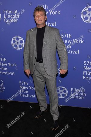 """Editorial picture of 2019 NYFF - """"Uncut Gems"""" Premiere, New York, USA - 03 Oct 2019"""