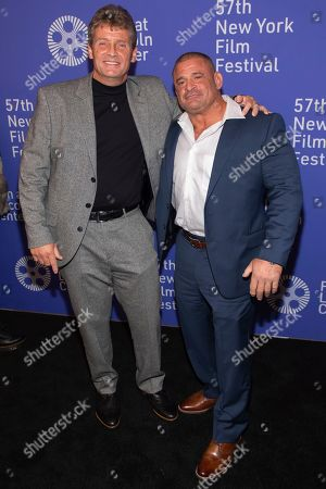 """Editorial image of 2019 NYFF - """"Uncut Gems"""" Premiere, New York, USA - 03 Oct 2019"""