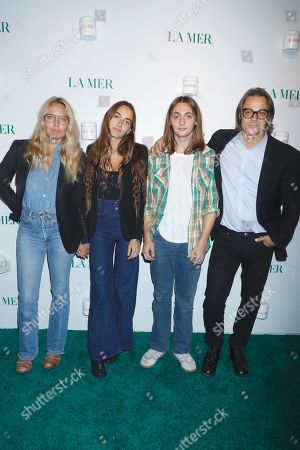 Editorial picture of La Mer by Sorrenti Campaign Launch, Arrivals, New York, USA - 03 Oct 2019