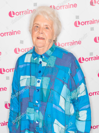 Editorial picture of 'Lorraine' TV show, London, UK - 04 Oct 2019