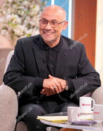 Editorial photo of 'Lorraine' TV show, London, UK - 04 Oct 2019