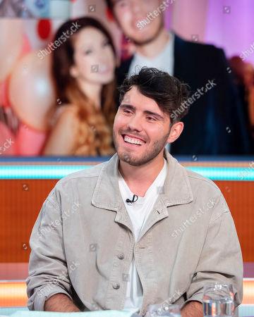 Editorial photo of 'Good Morning Britain' TV show, London, UK - 04 Oct 2019