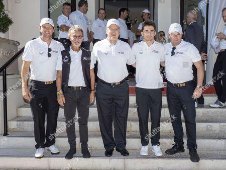 Editorial image of Princess Of Monaco Cup golf, Monte-Carlo Golf Club, Monaco - 03 Oct 2019