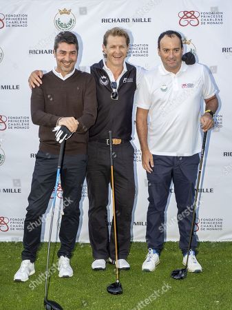 Laurent Roussel, Rudi Keil and Paolo Petazzi