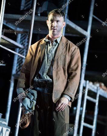 David Webb as Severin
