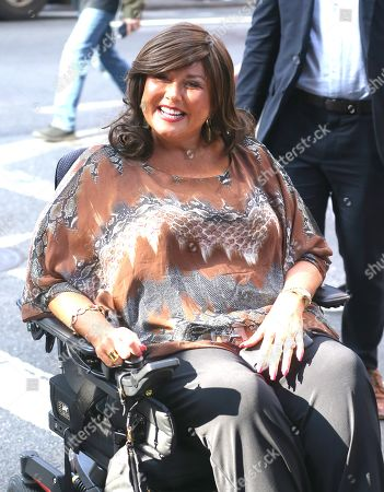 Stock Image of Abby Lee Miller