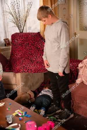 Editorial image of 'Coronation Street' TV Show UK  - 2019