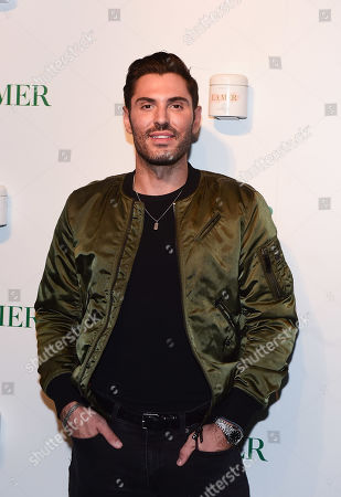 Editorial image of La Mer by Sorrenti Campaign Launch, Arrivals, New York, USA - 03 Oct 2019