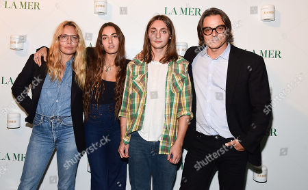 Editorial photo of La Mer by Sorrenti Campaign Launch, Arrivals, New York, USA - 03 Oct 2019