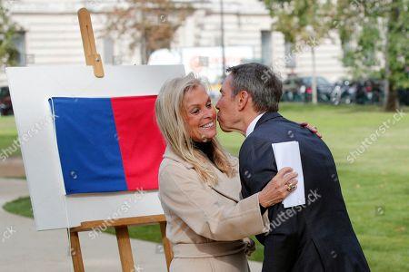 Editorial photo of Koons, Paris, France - 04 Oct 2019