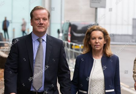 Editorial image of Charlie Elphicke Court case, London, UK -  04 Oct 2019