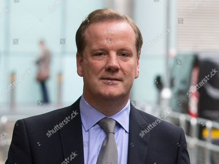 Editorial picture of Charlie Elphicke Court case, London, UK -  04 Oct 2019