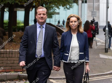 Editorial photo of Charlie Elphicke Court case, London, UK -  04 Oct 2019