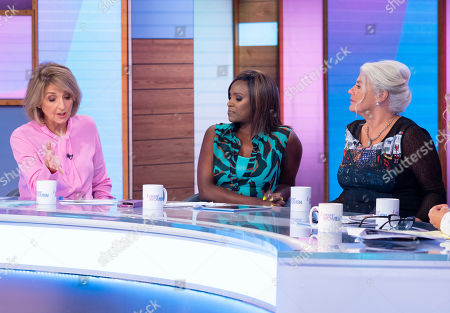 Editorial photo of 'Loose Women' TV show, London, UK - 04 Oct 2019