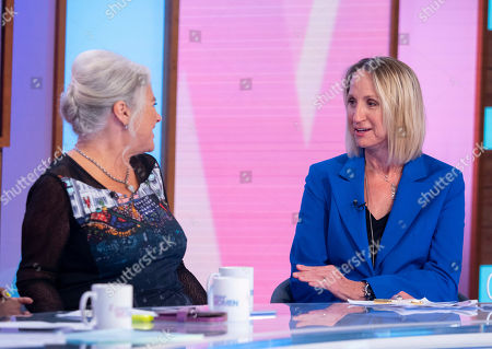 Editorial picture of 'Loose Women' TV show, London, UK - 04 Oct 2019