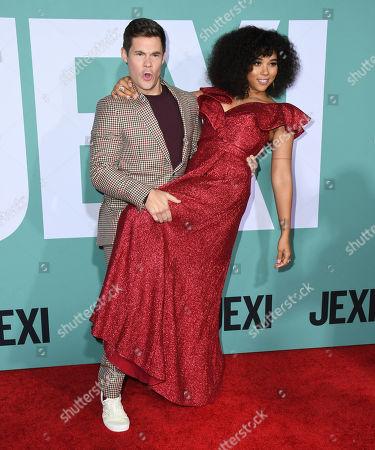 Editorial photo of 'Jexi' film premiere, Arrivals, Fox Bruin Theatre, Los Angeles, USA - 03 Oct 2019