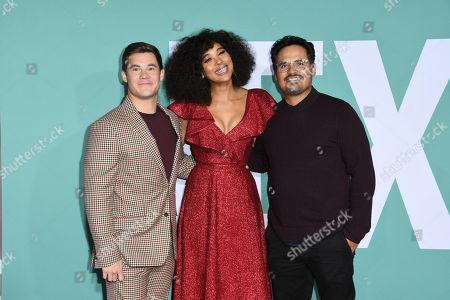 Editorial image of 'Jexi' film premiere, Arrivals, Fox Bruin Theatre, Los Angeles, USA - 03 Oct 2019