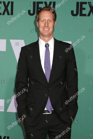 Stock Picture of Jon Lucas