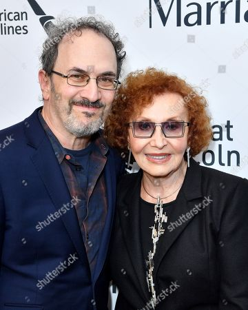 Robert Smigel and Lucia Smigel