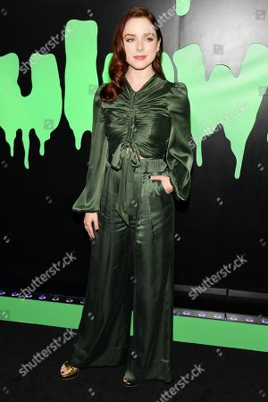 Stock Picture of Madison Davenport