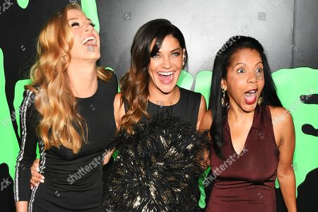Adrianne Palicki, Jessica Szohr and Penny Johnson Jerald