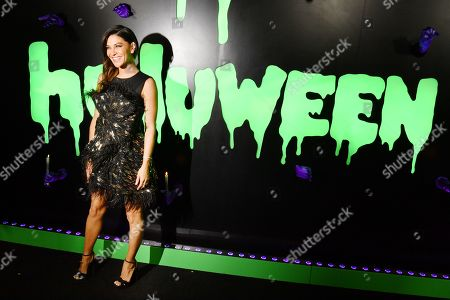 Editorial picture of Huluween Celebration, Arrivals, New York Comic Con, USA - 04 Oct 2019