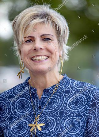 Stock Photo of Princess Laurentien