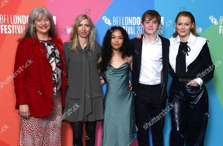 Editorial picture of 'Little Joe' premiere, BFI London Film Festival, UK - 04 Oct 2019