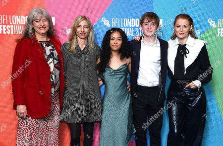 Kerry Fox, Jessica Hausner, Jessie Mae, Kit Connor and Emily Beecham