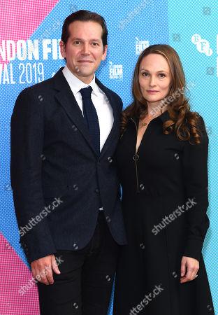 Editorial photo of 'Seberg' premiere, BFI London Film Festival, UK - 04 Oct 2019