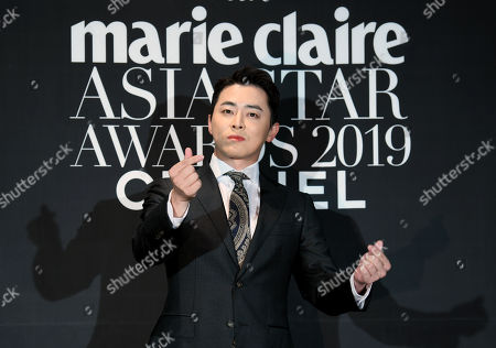 Stock Picture of Jo Jung-suk