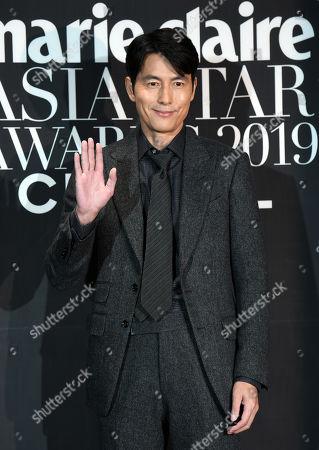 Stock Image of Jung Woo-sung