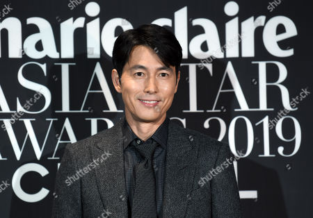 Stock Picture of Jung Woo-sung