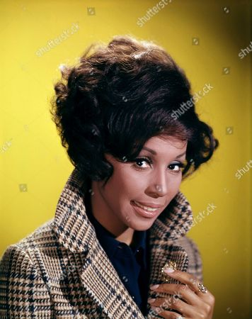 This 1972 file image shows singer and actress Diahann Carroll. Carroll passed away at her home in Los Angeles after a long bout with cancer. She was 84