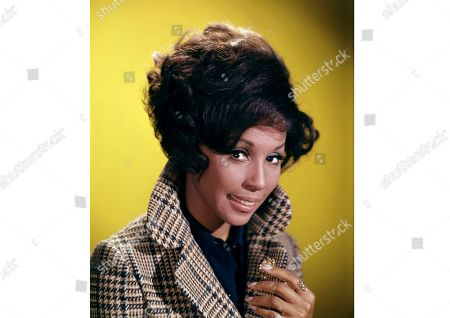 This 1972 file image shows singer and actress Diahann Carroll. Carroll died, at her home in Los Angeles after a long bout with cancer. She was 84