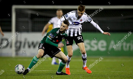 Editorial picture of SSE Airtricity League Premier Division, Oriel Park, Co. Louth  - 04 Oct 2019