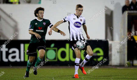 Editorial image of SSE Airtricity League Premier Division, Oriel Park, Co. Louth  - 04 Oct 2019