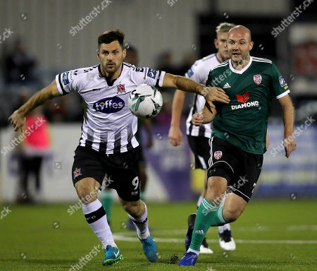 Editorial photo of SSE Airtricity League Premier Division, Oriel Park, Co. Louth  - 04 Oct 2019