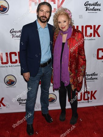 Editorial picture of 'CUCK' film premiere, Los Angeles, USA - 03 Oct 2019