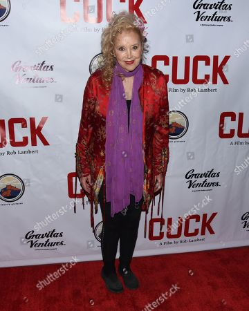 Editorial image of 'CUCK' film premiere, Los Angeles, USA - 03 Oct 2019