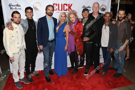Stock Picture of Zachary Ray Sherman with Adam Elshar, Rob Lambert, Monique Parent, Sally Kirkland, Timothy B. Murphy, Hugo Armstrong, Patrick Y. Malone and Travis Hammer