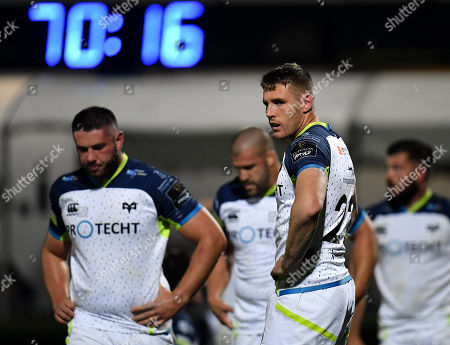 Editorial image of Leinster and Ospreys - Guinness PRO14 - 04 Oct 2019