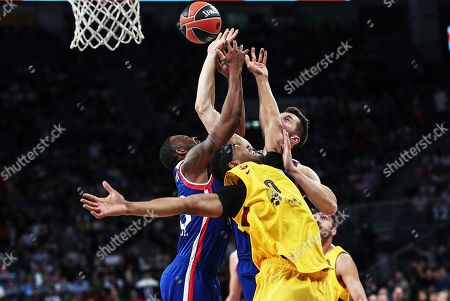 Editorial picture of Basketball EuroLeague Anadolu Efes and Barcelona, Istanbul, Turkey - 04 Oct 2019