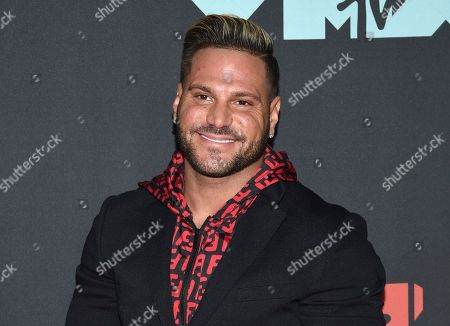 Editorial picture of People Ronnie Ortiz-Magro, Newark, USA - 26 Aug 2019