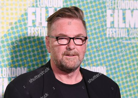 Stock Picture of Michael Caton-Jones arrives at the world premiere of 'Our Ladies' in Embankment Garden Cinema in London, Britain, 04 October 2019. The 2019 BFI Film Festival runs from 02 to 13 October.