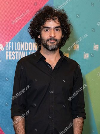 Editorial image of 'Wounds' premiere, BFI London Film Festival, UK - 04 Oct 2019