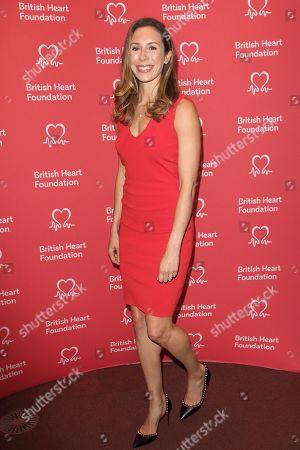 Editorial picture of British Heart Foundations Heart Hero Awards, Shakespeare's Globe, London, UK - 20 Sep 2019