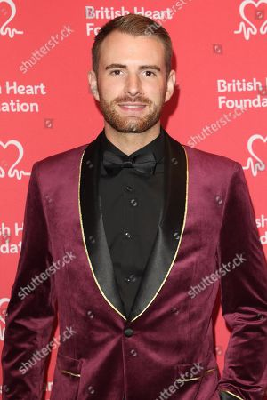 Editorial picture of British Heart Foundations Heart Hero Awards, Shakespeare's Globe, London, UK - 20 Sep 2019